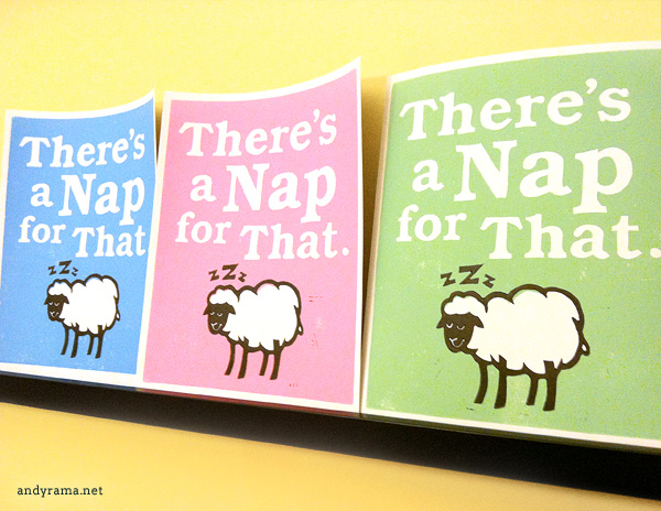 There's a Nap for That. by Andrew O. Ellis - Andyrama